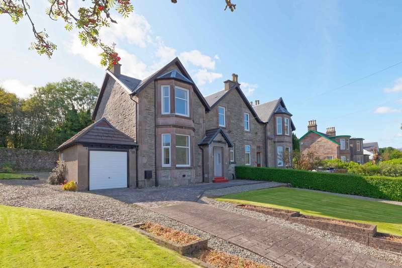 4 Bedrooms Semi-detached Villa House for sale in , Sandbank, Dunoon, Argyll and Bute, PA23 8QG