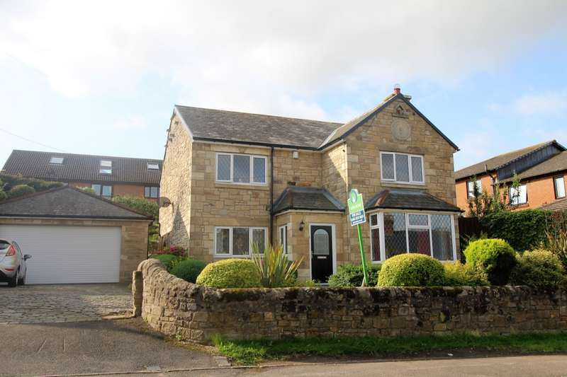 5 Bedrooms Detached House for sale in West Road, Prudhoe, Northumberland, NE42
