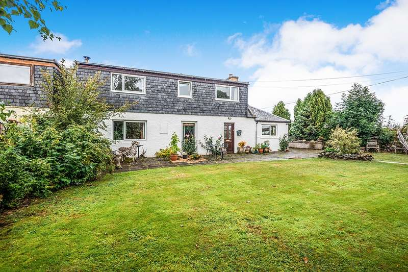 2 Bedrooms Semi Detached House for sale in Delny, Delny, Invergordon, Ross-Shire, IV18