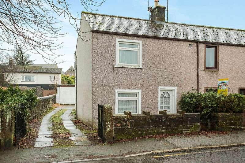 3 Bedrooms Semi Detached House for sale in Terregles Street, DG2