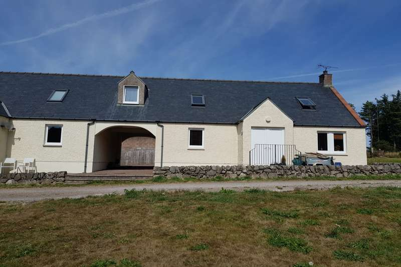 3 Bedrooms Semi Detached House for sale in Thorniehill Cottages, DALBEATTIE, Colvend, DG5