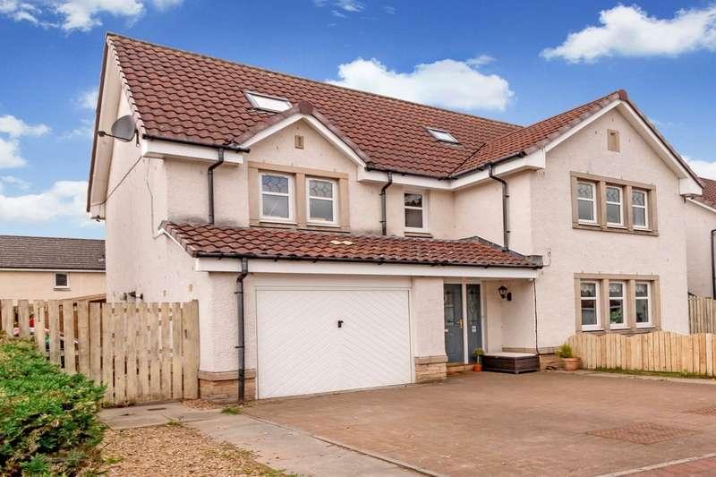 6 Bedrooms Detached House for sale in Oakwood Park, Livingston, West Lothian, EH54