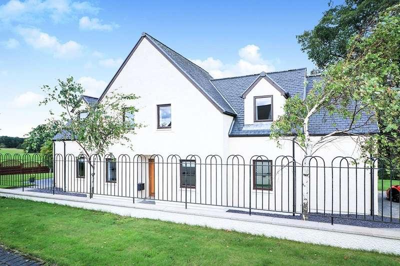 5 Bedrooms Detached House for sale in Whiteside Farm Lane, Bathgate, West Lothian, EH48