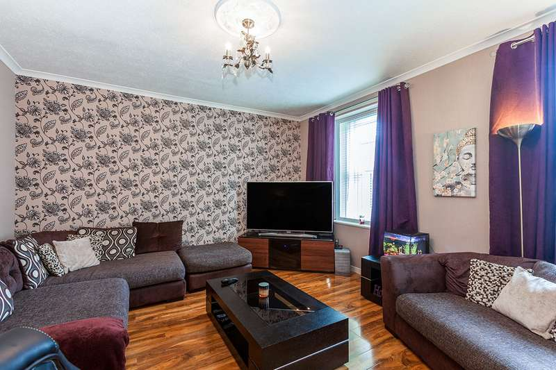 2 Bedrooms Apartment Flat for sale in Union Street, Brechin, Angus, DD9