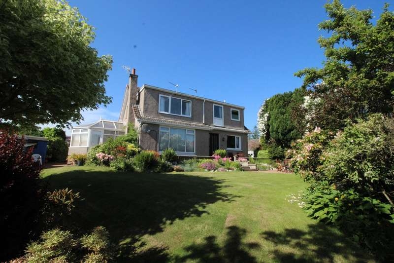 3 Bedrooms Detached House for sale in Dickson Avenue, Hillside, Montrose, Angus, DD10