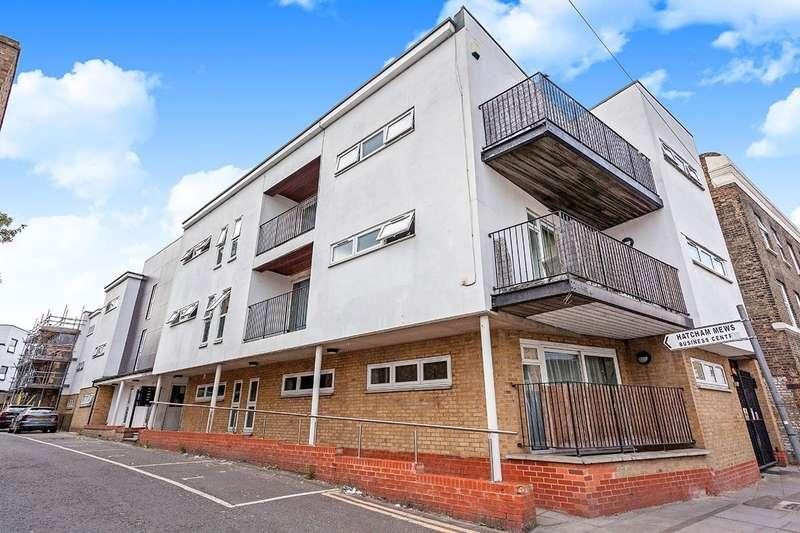 2 Bedrooms Apartment Flat for sale in Smikle Court, Hatcham Park Mews, London, SE14