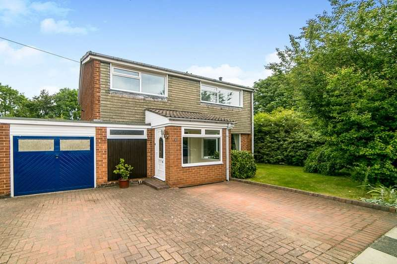 4 Bedrooms Detached House for sale in Ancaster Road, Whickham, Newcastle Upon Tyne, NE16