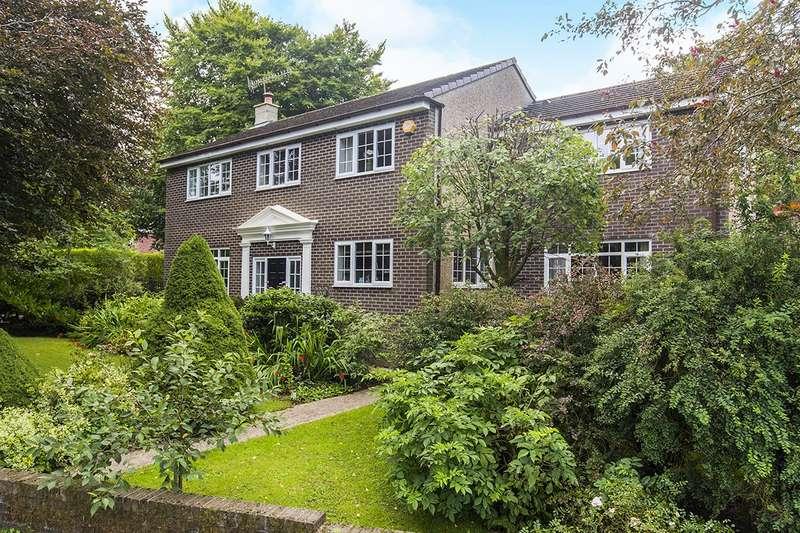 4 Bedrooms Detached House for sale in Winton House, Rheda Park, Frizington, Cumbria, CA26