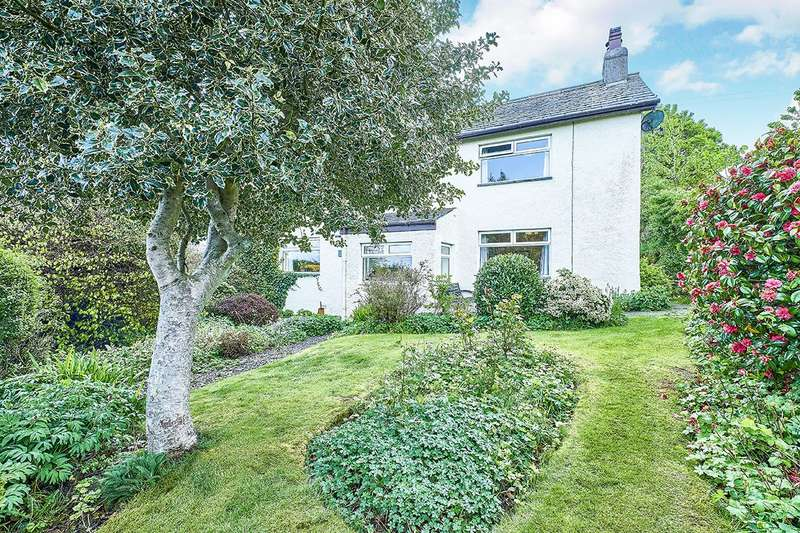 2 Bedrooms Detached House for sale in Three Nooks, Waberthwaite, Millom, Cumbria, LA19