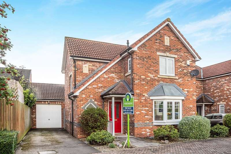 3 Bedrooms Detached House for sale in Gibsons Court, Blaydon-On-Tyne, Tyne And Wear, NE21