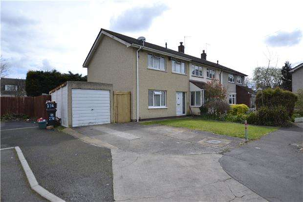 3 Bedrooms End Of Terrace House for sale in Passage Road, Henbury, Bristol, BS10 7HZ