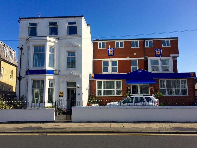 Hotel Commercial for sale in Palatine Road, BLACKPOOL, FY1 4BX