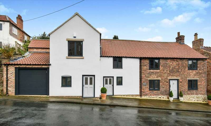 5 Bedrooms Detached House for sale in Pear Tree Cottage, Marton cum Grafton