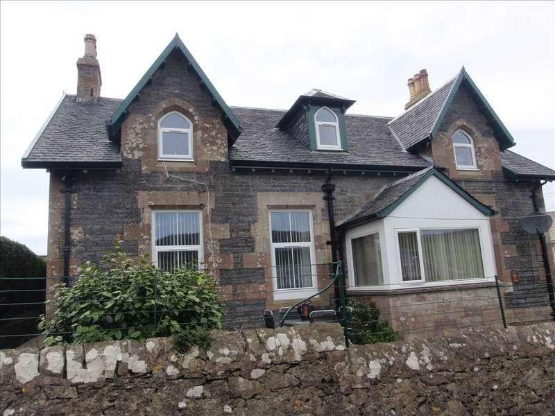3 Bedrooms Detached House for sale in Kilmaho Lodge, Kilkenzie, By Campbeltown, By Campbeltown