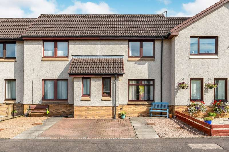 2 Bedrooms House for sale in Morar Place, Grangemouth, Stirlingshire, FK3
