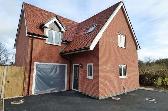 4 Bedrooms Property for sale in 10 Orchard Grove, Back Lane, Tibberton, Newport