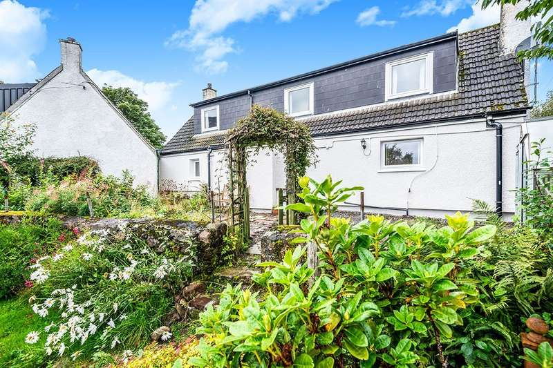 3 Bedrooms Detached House for sale in Ranah 5, Laide, Achnasheen, Ross-Shire, IV22