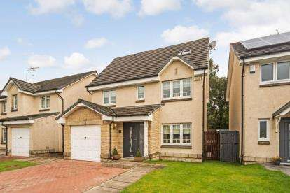 4 Bedrooms Detached House for sale in Glentye Drive, Tullibody