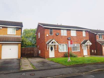 2 Bedrooms Semi Detached House for sale in Coulby Manor Farm, Coulby Newham, Middlesbrough, North Yorkshire