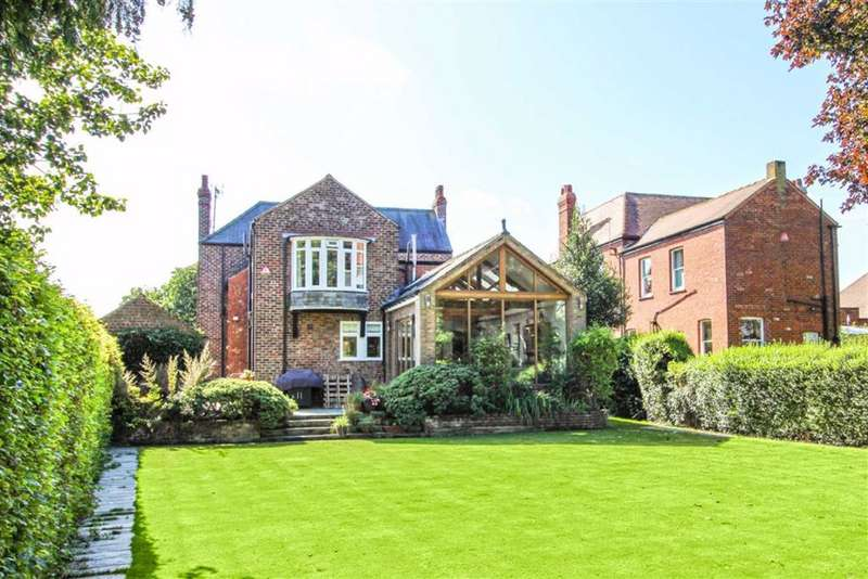 4 Bedrooms Detached House for sale in Kings Mill Road, Driffield, East Yorkshire
