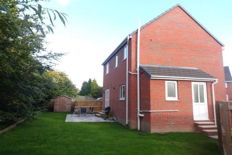 3 Bedrooms Detached House for rent in Bethan Court, Havercroft, Wakefield, WF4