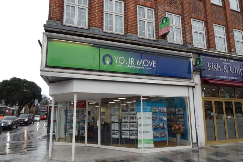 2 Bedrooms Flat for sale in Elm Parade Main Road, Sidcup, DA14