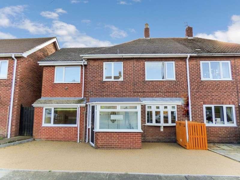 4 Bedrooms Property for sale in Walton Drive, Choppington, Choppington, Northumberland, NE62 5EG
