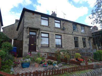 3 Bedrooms Semi Detached House for sale in Haslingden Road, Rawtenstall, Rossendale, Lancashire, BB4