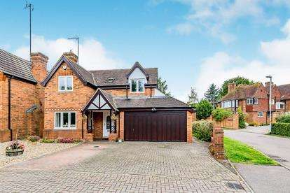 4 Bedrooms Detached House for sale in Edgewood, Brackley, Northamptonshire, Na