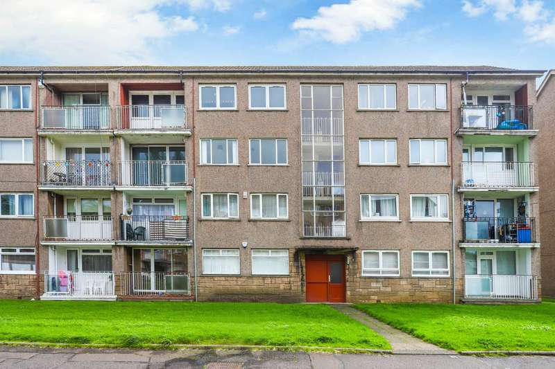2 Bedrooms Apartment Flat for sale in Rannoch Drive, Renfrew