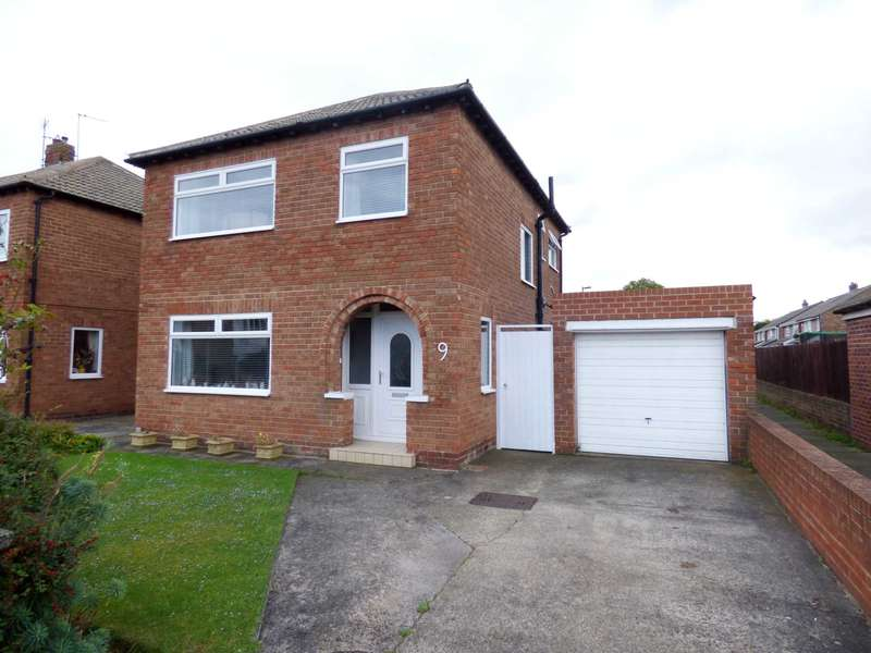 3 Bedrooms Detached House for sale in Aintree Road, Redcar