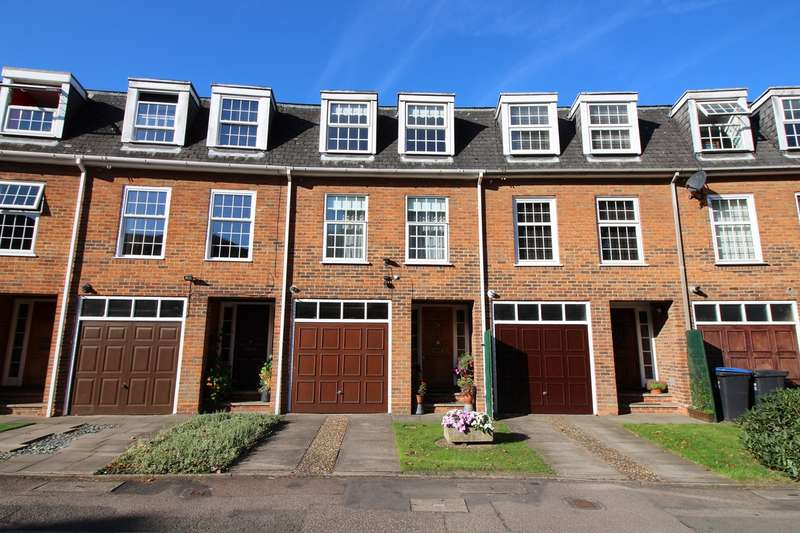 4 Bedrooms Terraced House for sale in Batterdale, Hatfield, AL9