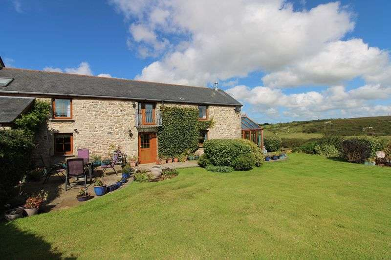 4 Bedrooms Property for sale in Burras Wendron, Helston