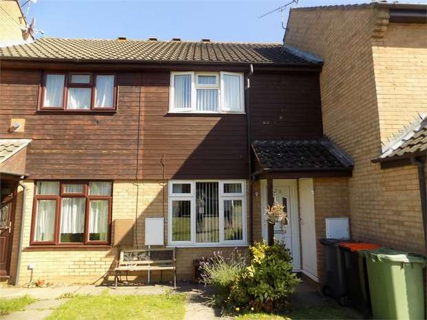 3 Bedrooms Terraced House for rent in Wyngates, Leighton Buzzard, Bedfordshire