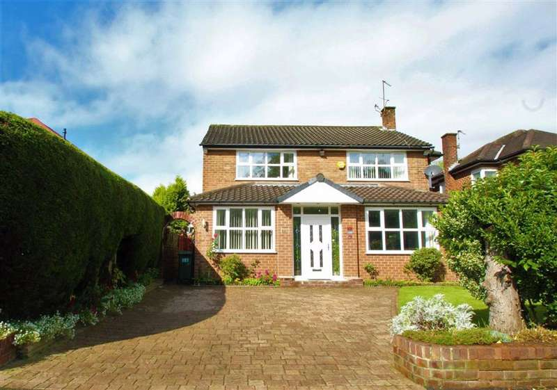 4 Bedrooms House for sale in Shaftesbury Avenue, Timperley, Altrincham