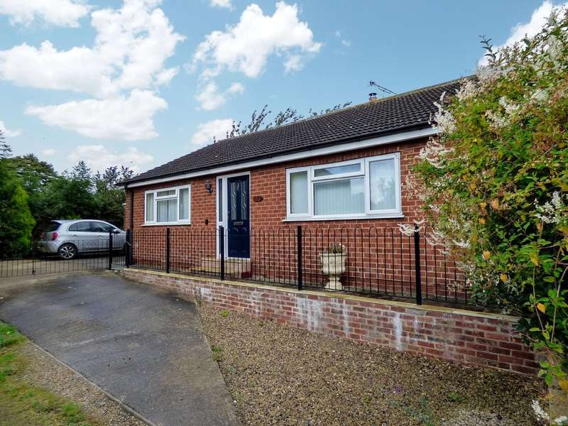 2 Bedrooms Detached Bungalow for sale in Avalon, 33 Bedale Road, Aiskew