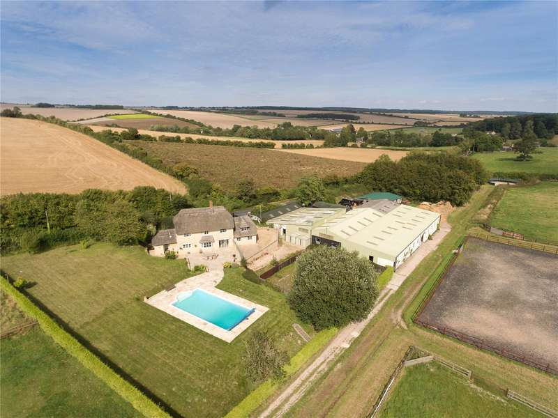 Farm Commercial for sale in Hindon Road, Teffont, Salisbury, Wiltshire, SP3