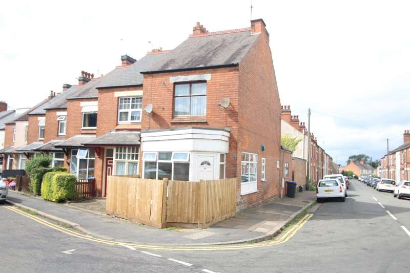 1 Bedroom Maisonette Flat for sale in Factory Road, Hinckley, Leicestershire, LE10