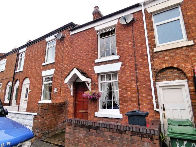 2 Bedrooms Terraced House for sale in Weaver Street, Winsford, Cheshire West and Chester, CW7