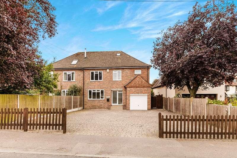 4 Bedrooms Semi Detached House for sale in Ash Road, Hartley, Kent, DA3