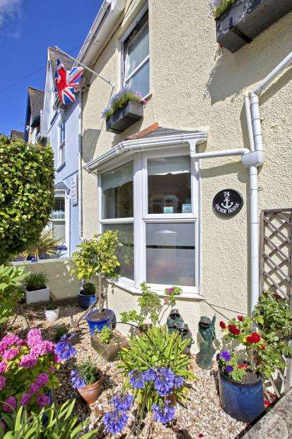 5 Bedrooms End Of Terrace House for sale in Dartmouth, Devon