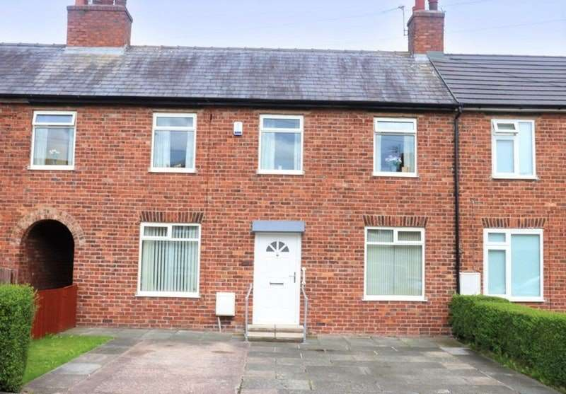 3 Bedrooms Terraced House for sale in Acacia Avenue, Widnes, Cheshire, WA8