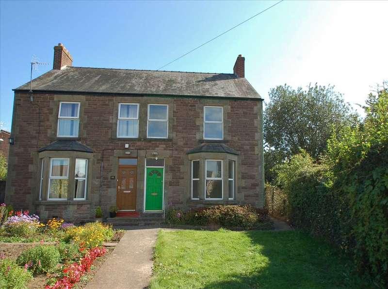 2 Bedrooms Semi Detached House for sale in TUTNALLS STREET, LYDNEY