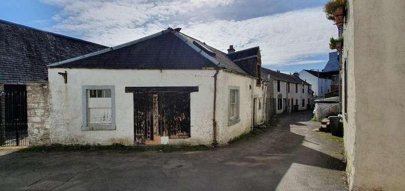 Bungalow for sale in Star Street, Moffat, Dumfriesshire, DG10