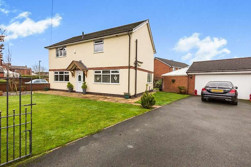 3 Bedrooms Detached House for sale in Duddle Lane, Walton-le-Dale, Preston, Lancashire, PR5