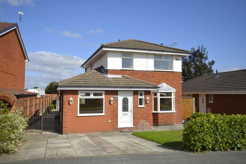 4 Bedrooms Detached House for sale in Ince Lane, Elton, Chester, CH2