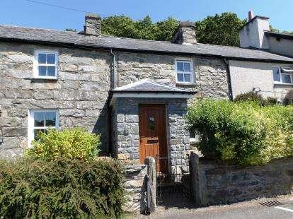 2 Bedrooms Terraced House for sale in Glan Y Wern, Talsarnau, Gwynedd, ., LL47