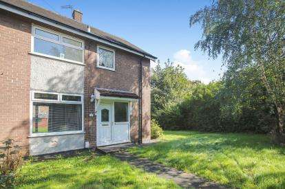 2 Bedrooms End Of Terrace House for sale in Weaverham Way, Handforth, Cheshire, .