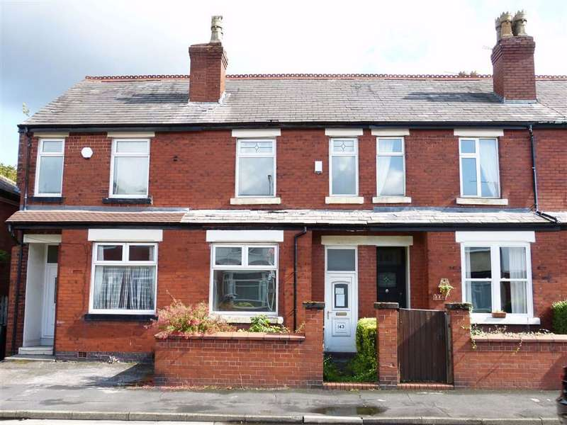 2 Bedrooms Terraced House for sale in Hulme Hall Road, Cheadle Hulme, Cheadle