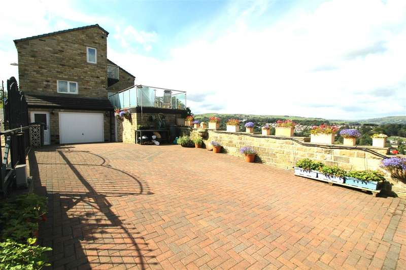 4 Bedrooms Cottage House for sale in West Bottom, Norland, Sowerby Bridge